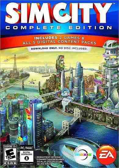 Descargar SimCity Complete Edition [ENG][MONEY] por Torrent